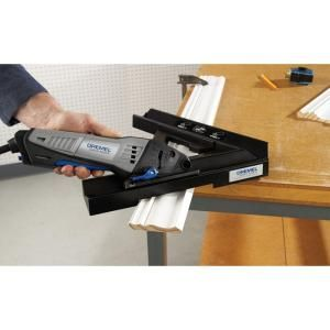Dremel Saw-Max Crown Molding Guide-SM844 at The Home Depot