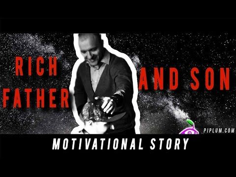 In this motivational video you will find yourself. It is the short story about rich dad and his son. One day rich dad took his child on the trip to the village to show how the poor people live. After the trip father was stunned, he could not say a word, because his child understood how poor they are and how rich the people from village live. This short motivational story shows the real values of life...