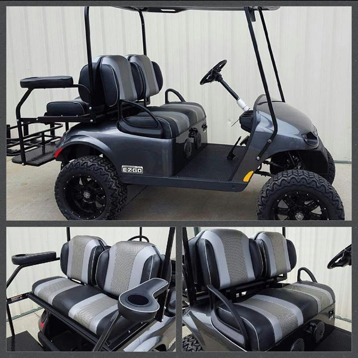 Club Car, Ezgo, Yamaha Golf Cart Seats and Covers                              …