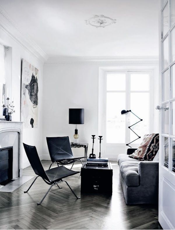 Danish classics in the south of France | Home of Stylejunky owners