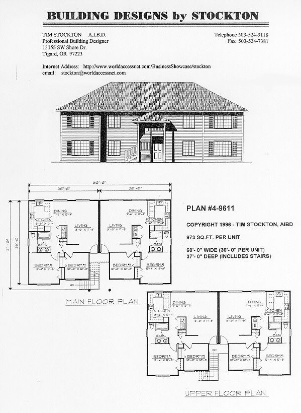 Apartment Building House Plans 9 best rental property - house plans images on pinterest | rental