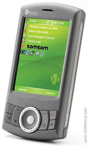 HTC P3300    I'd desired so much this one, when it came, the first trendy pocket pc