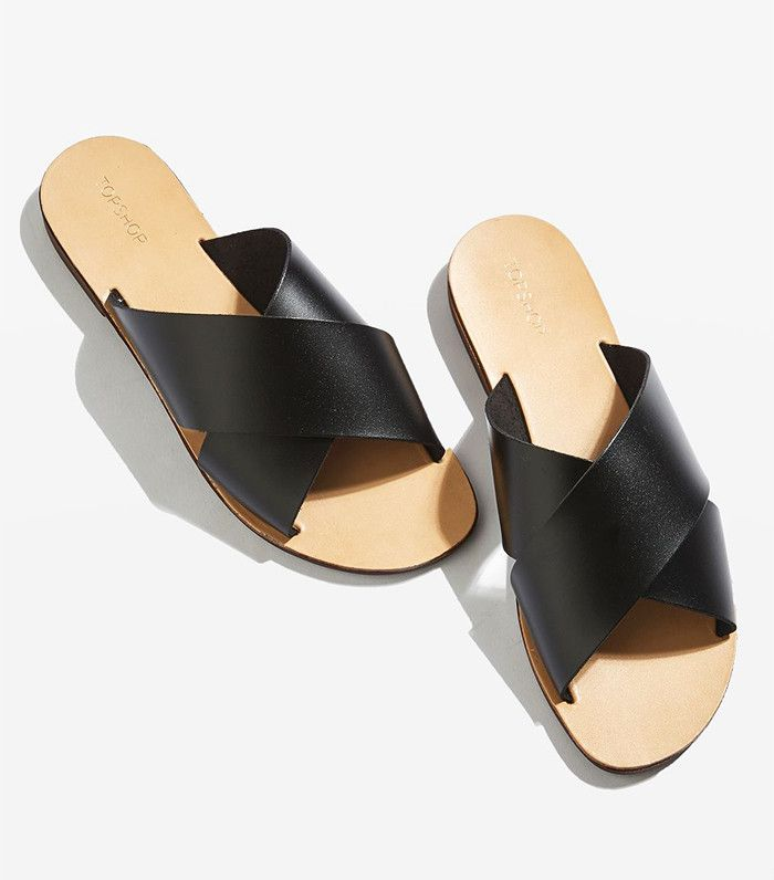 The Dead Giveaway of Cheap Sandals via @WhoWhatWearUK
