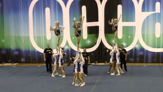 Great Routine!! Newberg OR High School Cheer