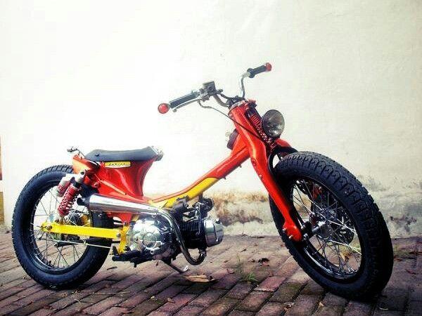Honda Cub CT110