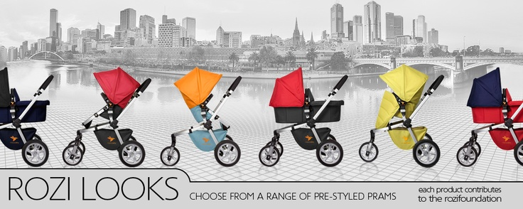 Rozibaby | Prams Online | Baby Prams Online - I love it!!!