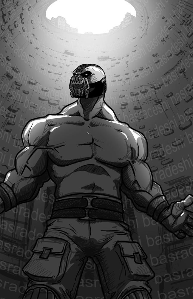 Awesome Art We've Found Around The Net: Bane, Fargo, Jaws, Metroid - Movie News | JoBlo.com