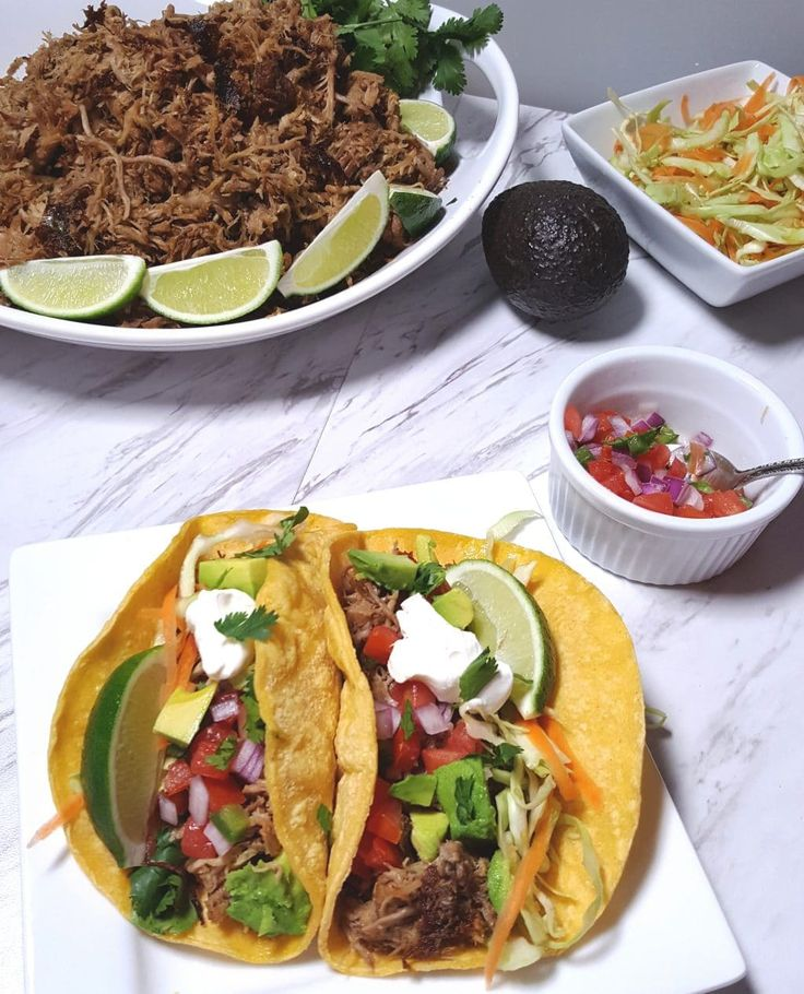 Pressure Cooker Pork Carnitas {Mexican Pulled Pork} Image