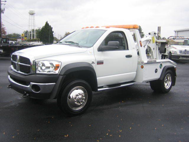 2009 Dodge Ram 4500 Hd Chassis St/slt - Diesel Tow Truck - Buy ...