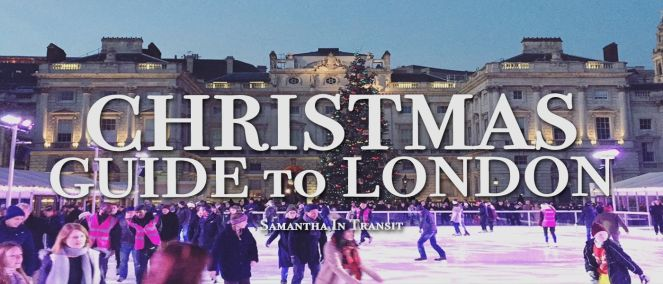 Christmas Guide to London