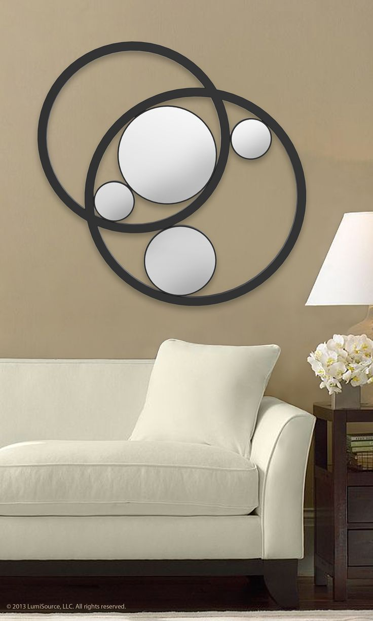 67 best featured in the press images on pinterest decorative lumisource helio mirror featured in smart furnishing tips for small spaces on bellacors blog geotapseo Gallery