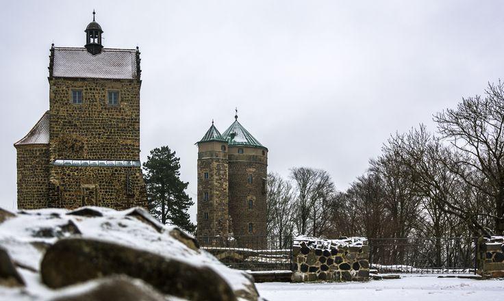 Burg Stolpen von Norbert Helbig