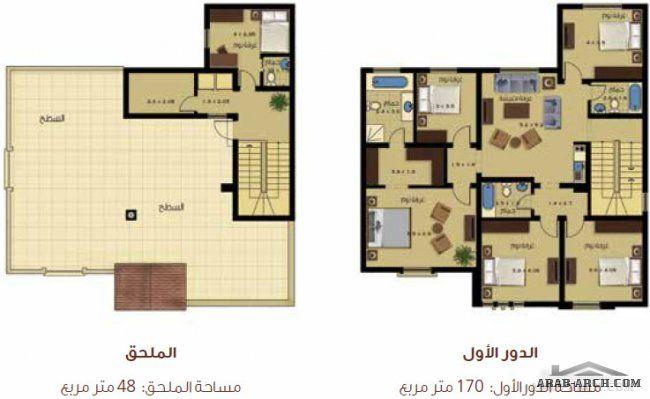 مشارف هيلز الرياض مخطط فيلا 400 متر مربع انماط مختلفة من تصاميم الفيلات House Plans Floor Plans House