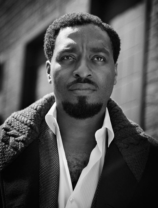 Chiwetel Ejiofor. Photo by Alan Clarke for Details