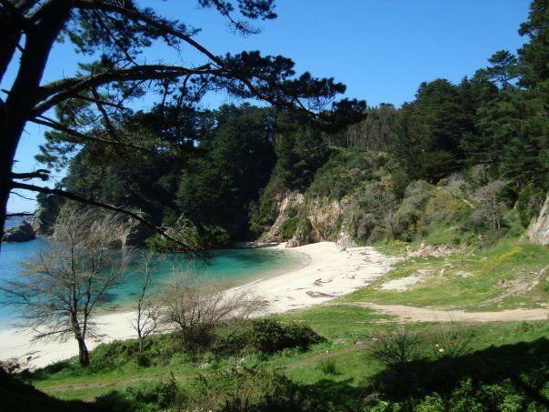 Concepcion Chile - Ramuntcho beach