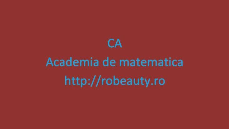 XII-Algebra-Sinteze inele si corpuri-Consolidare