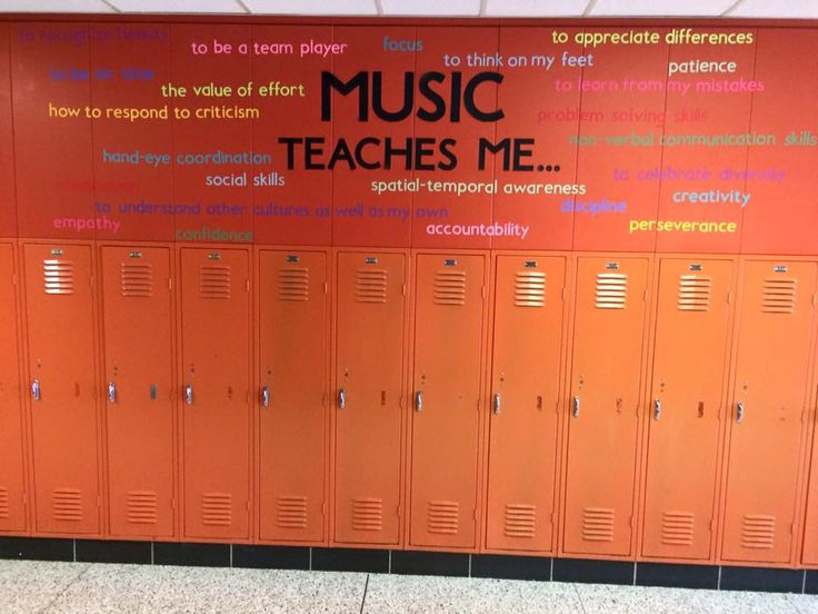 Music in our schools month idea