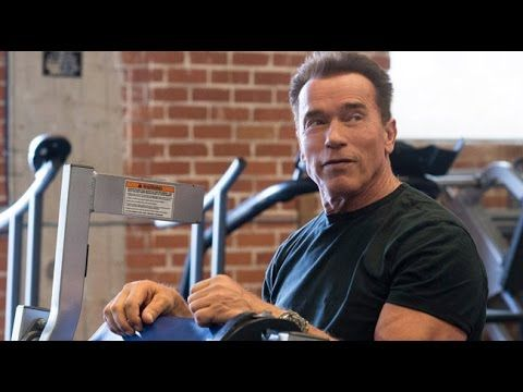 Arnold Schwarznegger's Daily Morning Routine