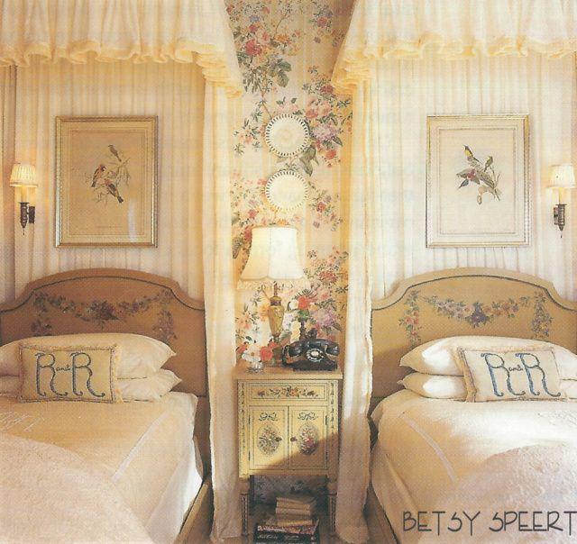 277 best Beautiful Bedrooms images on Pinterest   Pretty bedroom ...
