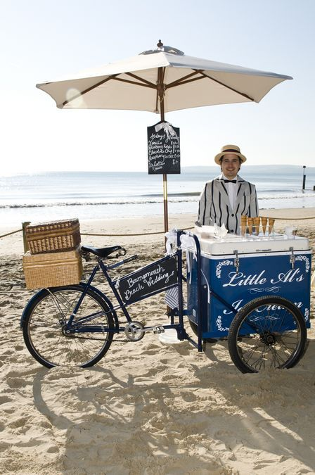 Love: 1940's Ice Cream Bike
