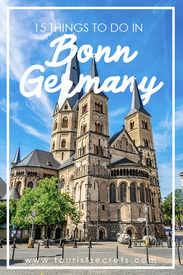 Permalink to Travel In Bonn – Visit the City Of  Germany