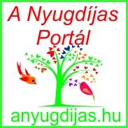 Egy oldal nyugdíjasoknak, nem csak nyugdíjasokról! Mindenkit szeretettel vár A Nyugdíjas Portál www.anyugdijas.hu