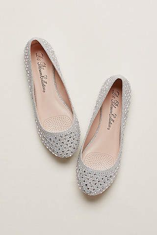 d957ff4b029a View Crystal Embellished Ballet Flats BABA1
