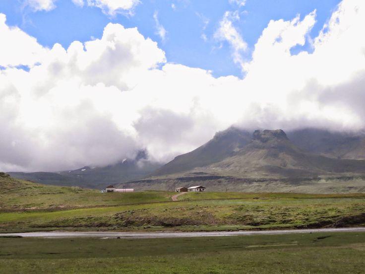 Painting My World: Iceland: Through an Artist's Eyes Part 11 A Skywatcher's Dream