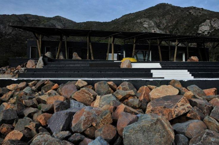 Mirador Viña Seña / Germán del Sol _SEN2360 – Plataforma Arquitectura