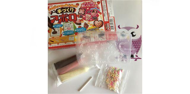 Review • Meiji Kit (Cioccolatini DIY) dalla Box Candy Japan - I Am Serena