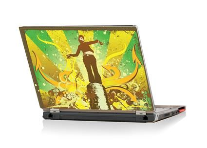 13inch Sound Elevation Laptop Skin