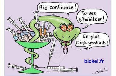 France : bientôt 11 vaccins obligatoires ! | Salon Bio & Co