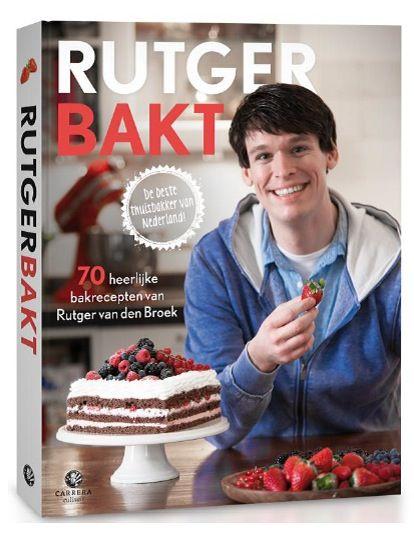Rutger van Heel Holland Bakt schrijft bakboek: Rutger Bakt - Culy.nl