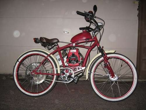 1000 Images About Motorized Bikes On Pinterest Electric