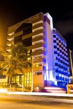 Best Western Premier Hotel. Ponta Negra Beach.  First Best Western in Brazil.