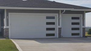 Electric Sliding Garage Door Opener