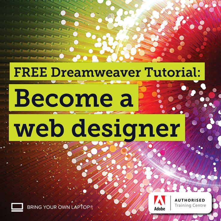 Free Dreamweaver Tutorial . @dreamweaver @AdobeNZ #html5 #css #webdesign #web #designer #websites #webdesigner