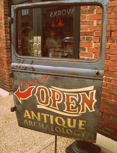 "Nashville...""American Pickers"" store"