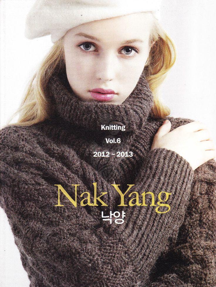(韩国)Nak Yang Knitting Vol.6 2012-2013 - 壹一 - 壹一的博客