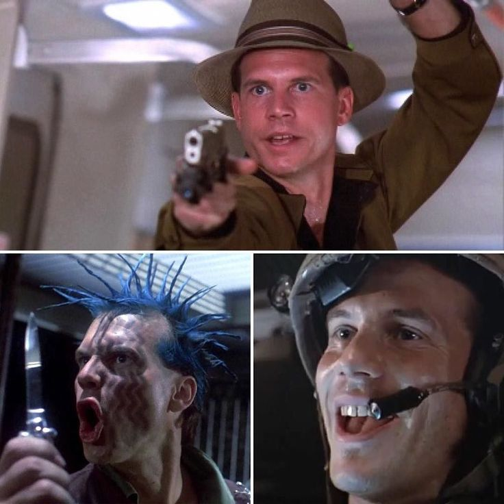 Saturday Bill Paxton passed away at the far too young age of 61. He starred in some of our favorite movies; Terminator Predator 2 and Aliens.  Game over man. Game over. :'( #ripbillpaxton #rip #billpaxton #aliens #predator2 #theterminator #titanic#twister #truelies #predator #terminator #gameoverman #gameover