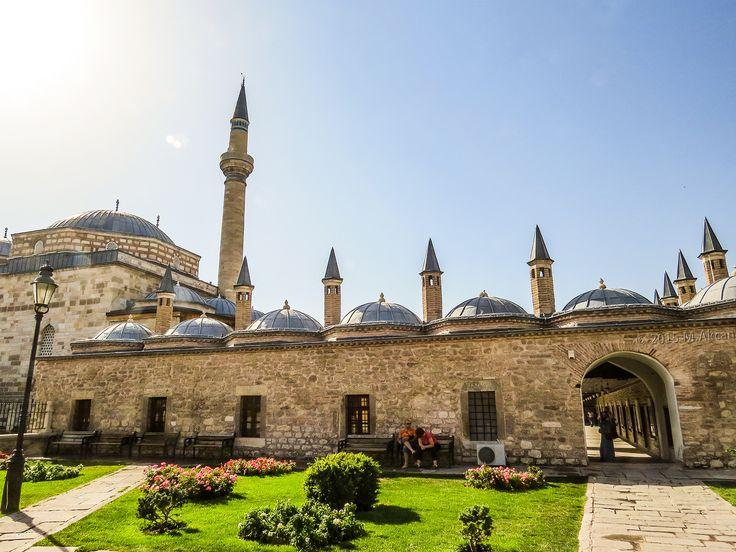 https://flic.kr/p/PX3RNv | Konya Mevlana Müzesi | 20150912.093517.IMG_0839