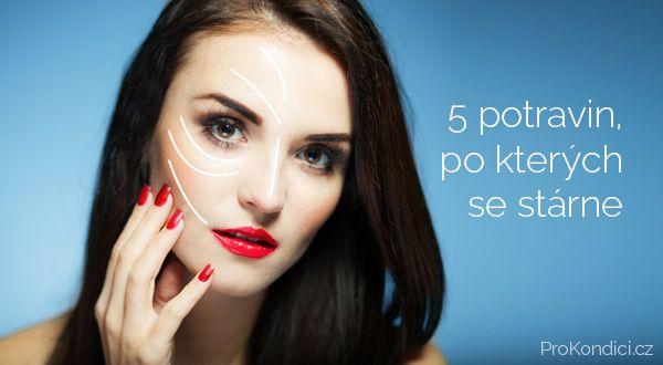 5 potravin, po kterých se stárne   ProKondici.cz