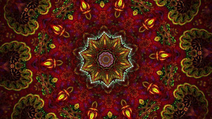 The Splendor of Color Kaleidoscope Video v1.5 or as Marvin Minsky would ...