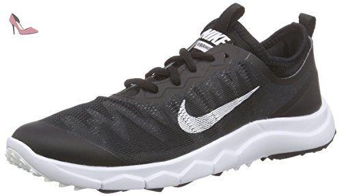 Nike FI Bermuda, Chaussures de Golf Femme, Noir-Schwarz (Black / White 001), 37.5 EU - Chaussures nike (*Partner-Link)
