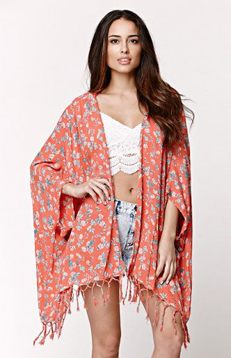 17+ best images about Trend We Love: Kimonos on Pinterest ...