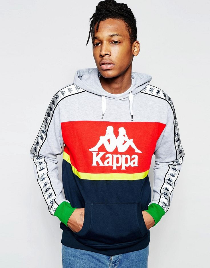 Kappa Retro Hoodie