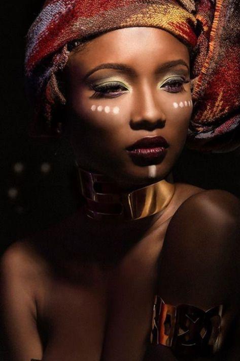 Il makeup etnico 2015!!