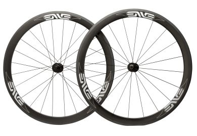 Enve 45 Classic Clincher Wheelset - Plus Free Tyres and Water Bottle