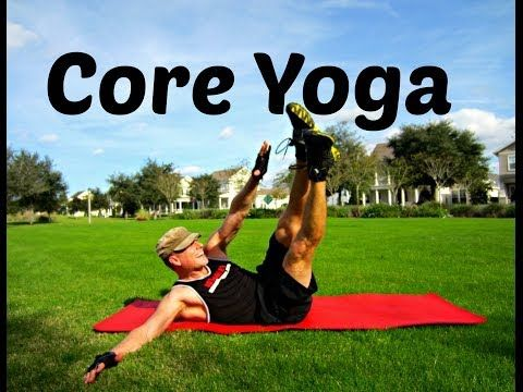 Yoga Abs and Core 30 minute Workout   Total Core Yoga Class
