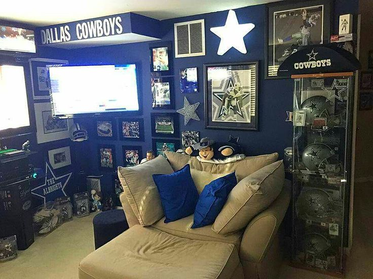 Dallas Cowboys Man Cave Accessories : Pin by charles stacks on dallas cowboys man caves pinterest